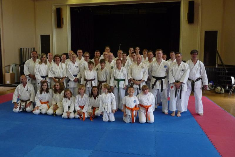 The Club Just After Grading