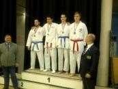 England Karate Federation Winners