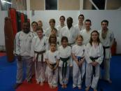 Our Students at England Coach Course 2011